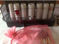 CARMEN 7+7 Heated Rollers