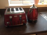 Delonghi Kettle and Toaster MICALITE