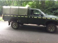 Toyota Hilux MK3 4WD non turbo 79000 superb drive