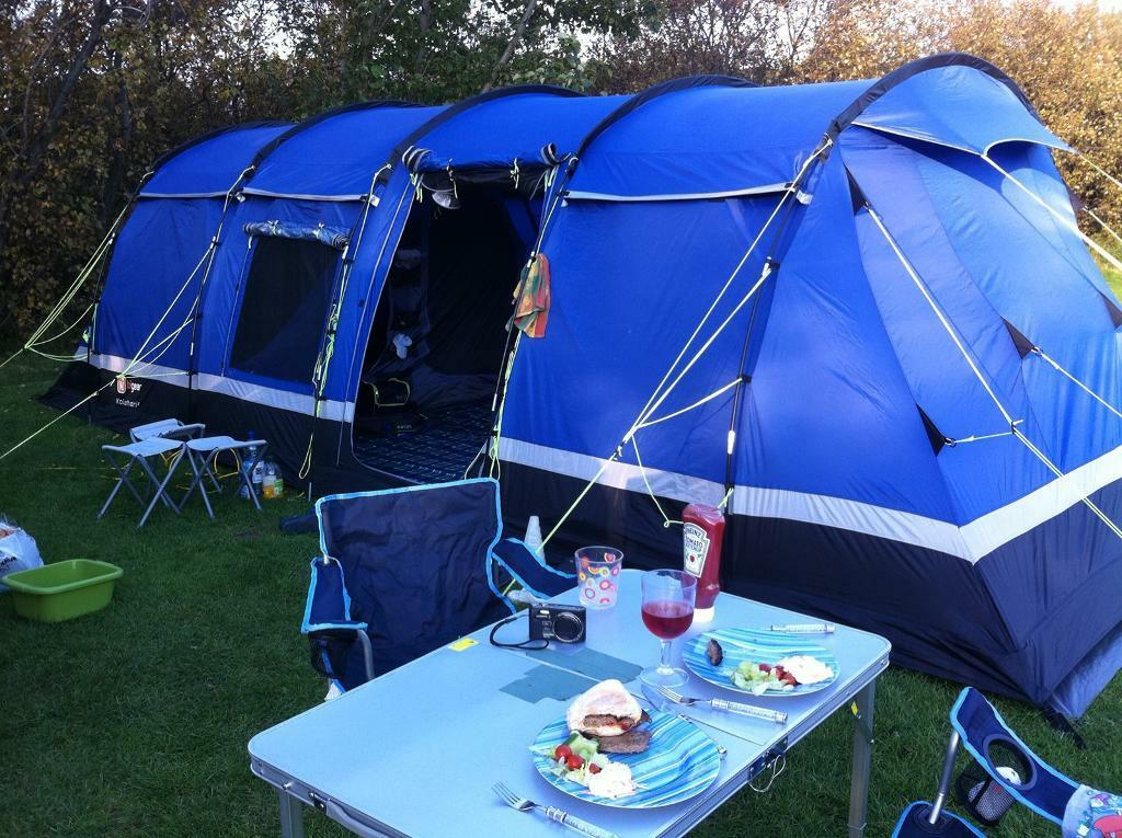 8 man tent with all camping accessories | in Mintlaw ...