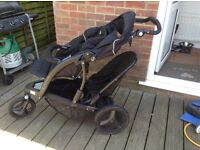 Greco Tandem buggy pushchair