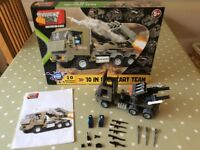 Combat Team Truck - with box and instructions