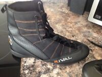 Rival boxing boots size 8