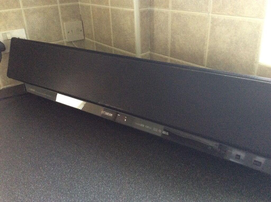 Yamaha ysp 1000 digital sound bar in barton on sea for Yamaha ysp 1000