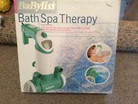 Babyliss bath spa new boxed