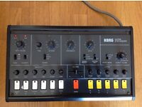 Korg X-911 Vintage Analog Guitar Synthesizer Signal Processor RARE