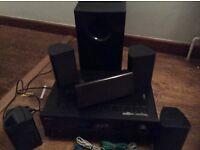 Onkyo HT-R380 surround sound system