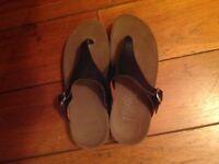 Black Fitflop Sandals