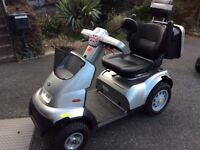 Mobility Scooter - TGA Breeze S4 - All Terrain