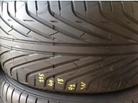 New budget/ Second hand tyres/ 225/40/18 /255/35/18/245/45/18