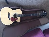 Taylor 114ce acoustic guitar. 2017 in A1 condition.