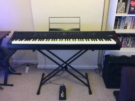 KAWAI MP6 STAGE PIANO WITH 88 WEIGHTED KEYS AND ACCESSORIES. SOUNDS AMAZING. LIKE NEW CONDITION