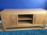 Cabinet- oak