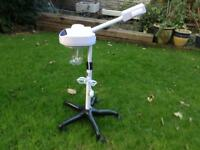 Facial Steamer, adjustable,never used