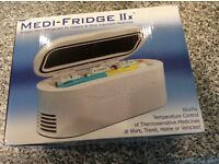 Medi-Fridge IIx Portable Micro-Refrigator for Diabetic & Other Injectable Medicines, MF-MRIlx