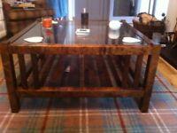 laura ashley garrat coffee table vgc condition super useful storage elegant looking coffee table