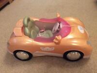 Baby Born electronic car