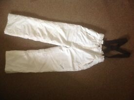 Ski pants. Dare2Be Girls aged 12-14 or ladies size 8