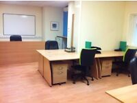 8- 10 Person Office, in the enterprise zone (may be business tax exempt up to 5yrs) parking on site