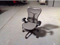 Herman Miller Mirra Chairs