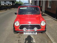 Classic Mini ltalian job limited addition