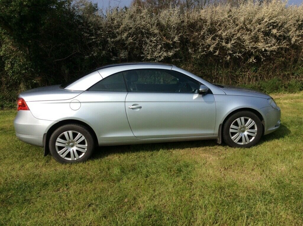 Volkswagen Eos TD1 CR Coupe Cabriolet | in Falmouth, Cornwall | Gumtree