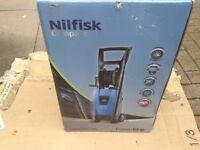 Nilfisk C-PG.130 2-8 Extra pressure washer.Wigan