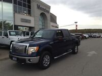2010 Ford F-150 XLT XTR, 5.4 v-8, 4x4, Tube Steps, Clean Carproo