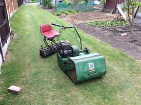Ramsomes 24 inch mower