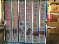 Absolutely Fabulous Series 1/2/3 on vhs