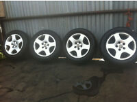 audi wheels new tyres