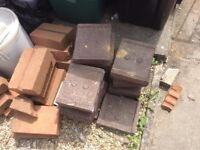 Fire bricks / storage heater bricks FREE