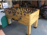 Authentic Table football