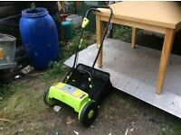 Electric Cylinder Lawn Mower