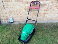 QUALCAST ELECTRIC 1500W HOVER LAWNMOWER / LAWN MOWER