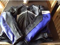 Buffalo Men's Leather Bikers Jacket