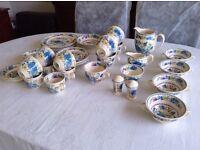 Masons Regency Dinner and Tea Set
