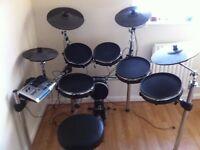 aleisi dm 10 electronic drum kit