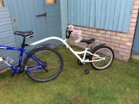 Child's Trailer Bike - REDUCED