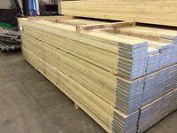 13' Scaffold Boards 3.9m long only £9.50 each