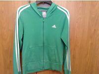 Adidas hoodie ladies size 12