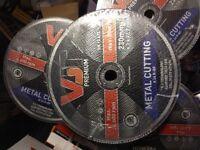 Grinding cutting discs metal stihl saw. BARGAIN......
