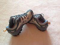 Merrell vibra walking shoes