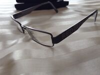 Red or Dead Women's Designer Prescription Glasses -3.25