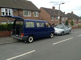 VW T4 CAMPER in vgc for year low mileage Very reliable