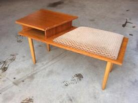 Traditional Phone Table for Sale