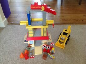 Bob the builder and my 1st JCB playsets £10