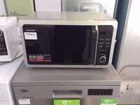 Sharp Microwave R764SLM 900 Watt Microwave Silver #378263