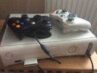 Xbox 360 console and LOADS of extras!