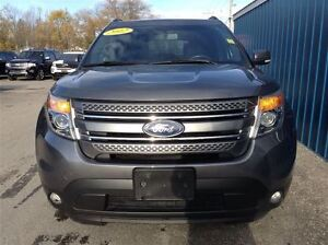 2012 Ford Explorer Limited AWD LTHR MNRF NAVIGATION